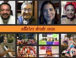 """Con la iniciativa """"Altares desde casa"""" la UDLAP festeja virtualmente el día de muertos"""