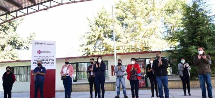 Entrega Gobierno de la Ciudad más infraestructura educativa a 600 niñas y niños