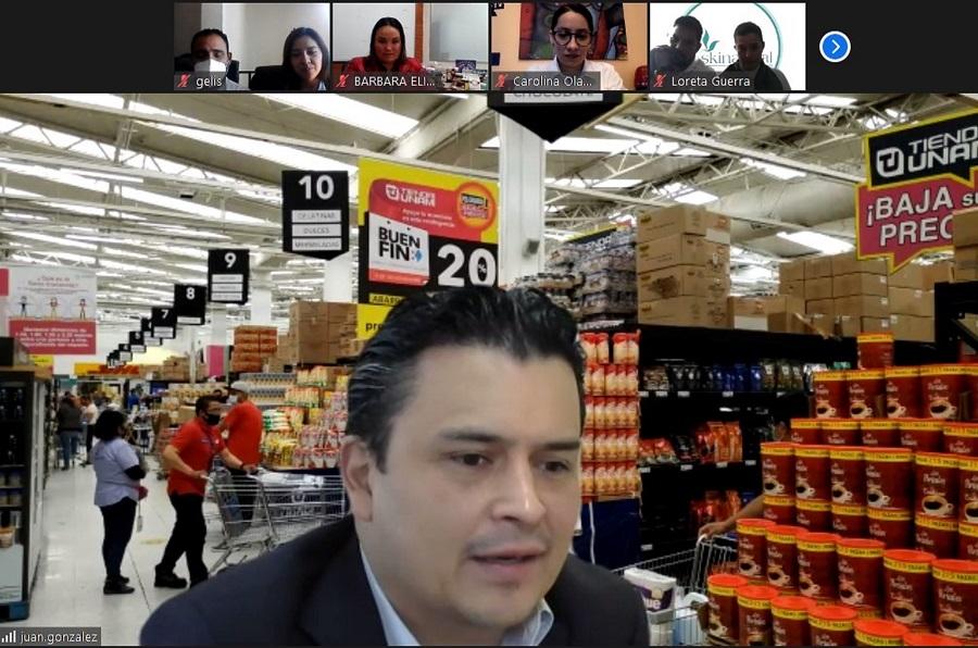 """Puebla suma 16 empresas a """"Orgullo México"""" de Tiendas UNAM"""