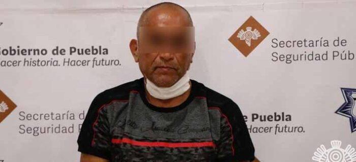 """Captura Policía Estatal a """"El Cava"""", presunto líder de venta de droga"""