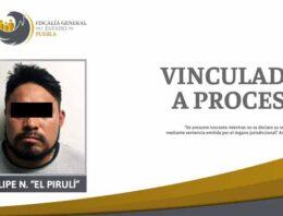 """Felipe N. alias """"El Pirulí"""" permanecerá en prisión preventiva"""