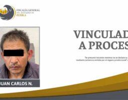 Prisión preventiva contra señalado de violar a su hijastra de 10 años