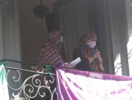 Posicionamiento de la Coordinadora Feminista Puebla