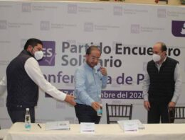 Encuentro Solidario, comprometido con las causas de Puebla