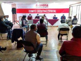 Celebra MORENA reunión de consejo estatal