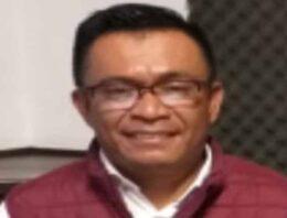 Un acto de desesperación la alianza PRI,PAN,PRD: Edgar Garmendia