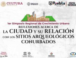 Gobierno de la Ciudad e INAH Puebla abordarán problemática de los sitios arqueológicos frente al crecimiento urbano