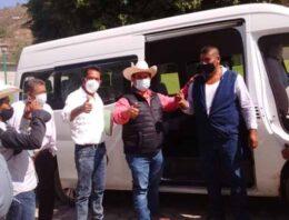 Se pone en marcha ruta del transporte Texcapalapa- Acatlán de Osorio