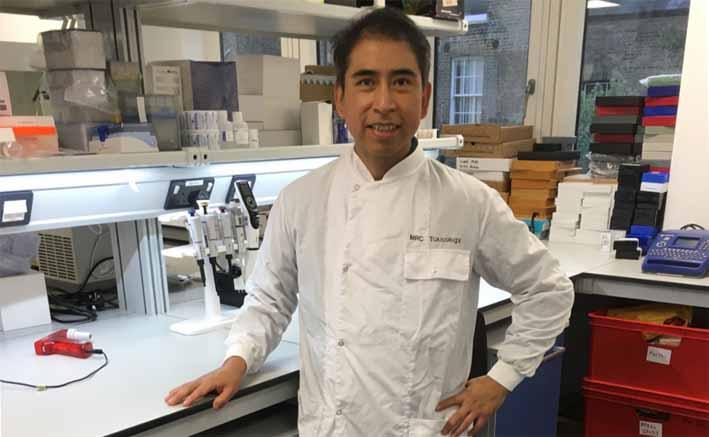 Mi educación en la BUAP fue el pilar de mi formación como investigador: Joaquín Zacarías
