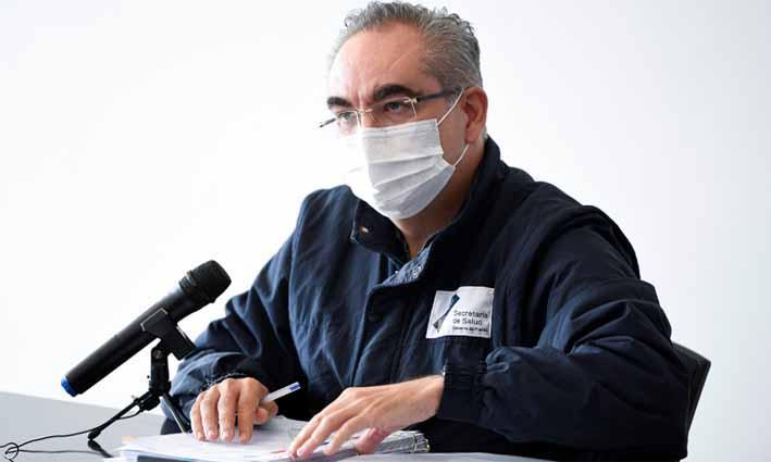 Reporta Salud 37 nuevos ingresos a hospitales por COVID-19 en Puebla