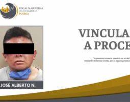Vinculado a proceso por robo a transporte en Puebla capital