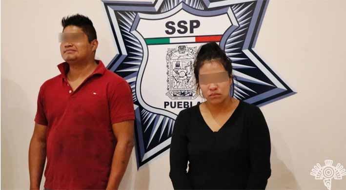 Detiene Policía Estatal a dos presuntos ladrones de vehículos