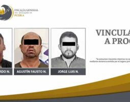 Tres vinculados a proceso por violencia familiar
