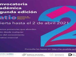 """Presenta Cultura convocatoria Patio """"Encuentro de Intervenciones Efímeras"""" 2021"""