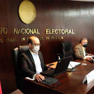 Ha recibido INE Puebla 145 solicitudes   para ser observadores electorales