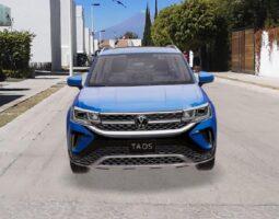 Taos en el virtual studio y realidad aumentada de Volkswagen