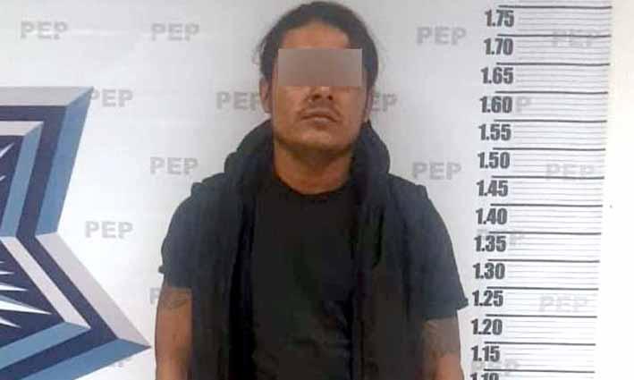 """Captura Policía Estatal a presunto distribuidor de """"El Pelón del Sur"""""""