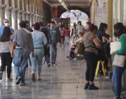 Acumula Puebla 784 nuevos contagios más por COVID-19 y 120 fallecimientos en 72 horas