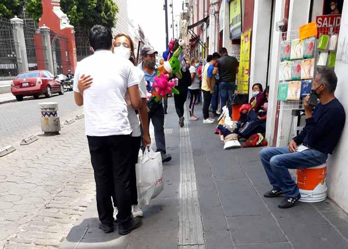 Ya hay 11, 192 defunciones acumuladas por COVID-19 en Puebla