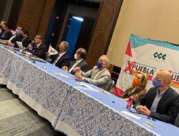 Miembros del CCE de Puebla promoverán la participación electoral y organizarán encuentro con candidatos