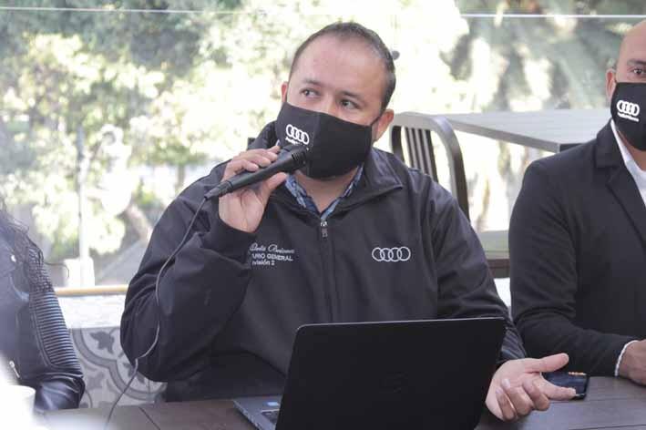 Denuncia sindicato de Audi que gobierno de Puebla adeuda pago de peaje