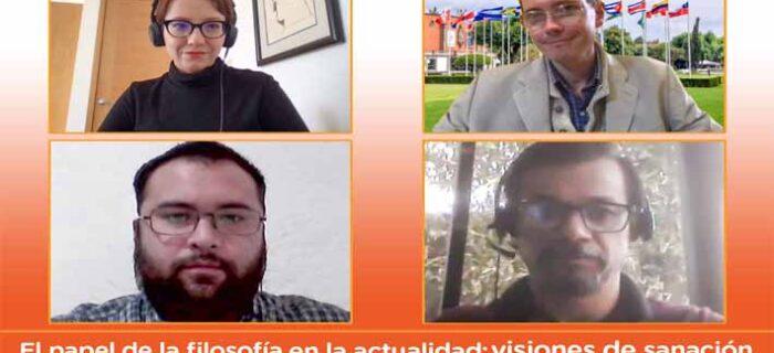 Expertos discuten diversas visiones de la filosofía y su papel actual