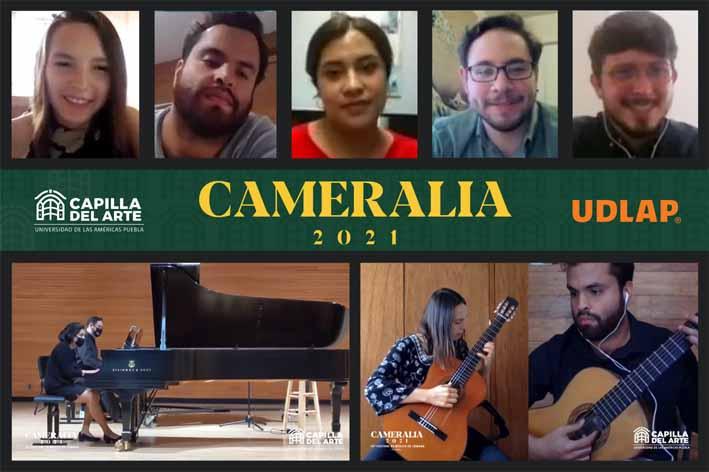 La UDLAP presenta la edición 18 del Festival de Música de Cámara Cameralia