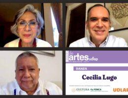 Cecilia Lugo comparte experiencias en la UDLAP