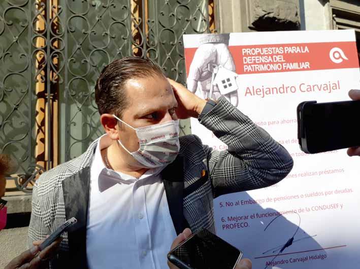 MORENA Puebla justifica ausencia de sus candidatos a reunión con el CCE