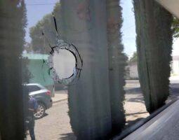 Balean oficina de Morena en Oriental, temen la presencia de delincuencia organizada