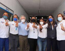 Obras de Claudia Rivera, peligro latente para familias de Azumiatla