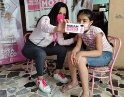 Casas Rosas darán servicio de prevención y atención a víctimas de violencia: Miriam Mozo