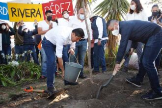 Reactivación ambiental promete Eduardo Rivera Pérez