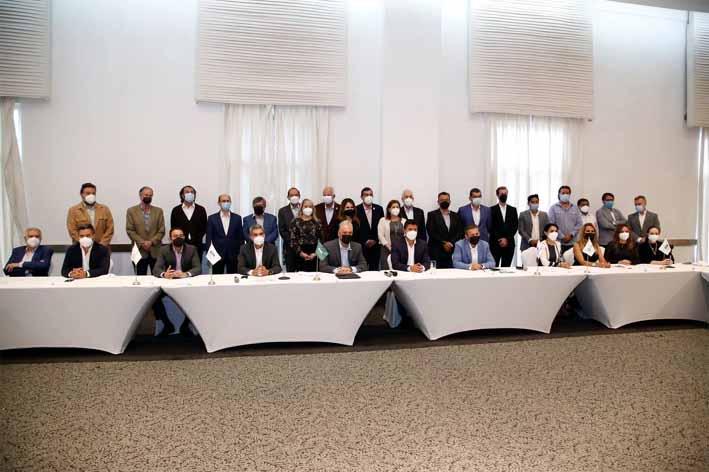 Firma Eduardo Rivera Pérez agenda X Puebla Quiero del CCE