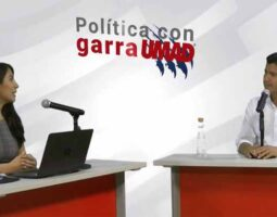 "Eduardo Rivera charla con UMAD en ""Política con Garra"""