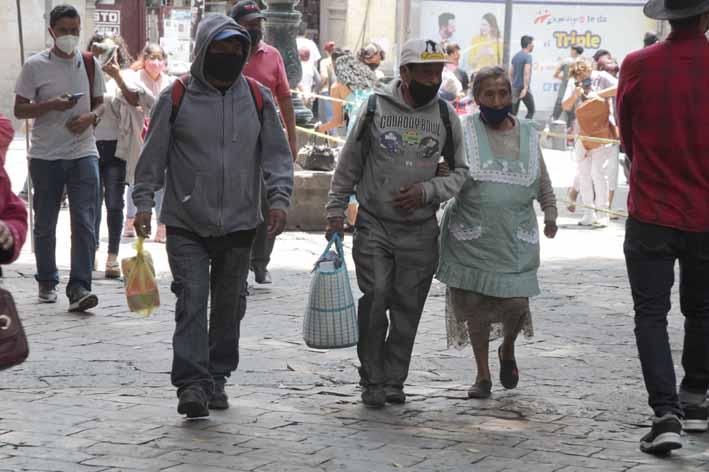 El reporte epidemiológico arrojó 66 nuevos contagios y ocho decesos por covid-19 en Puebla en las últimas 24 horas