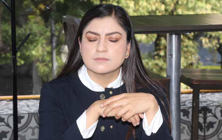 Claudia Rivera Vivanco regresa a la presidencia municipal luego de perder la reelección