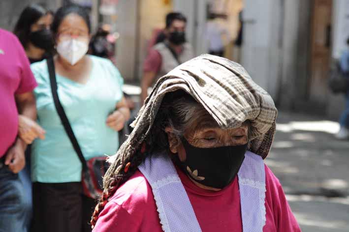 Incrementan contagios por la COVID-19 en las últimas horas en Puebla
