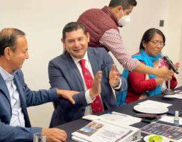 El tema migrante e indígena no tiene partido, no tiene filiación política: Alejandro Armenta