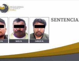 Obtuvo FGE 40 años de prisión por el secuestro de un hombre en Teziutlán