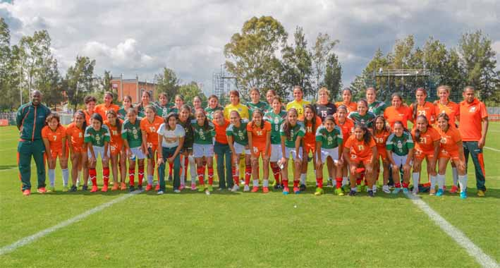 La Liga MX femenil volvió a tener un rastro de verde y naranja