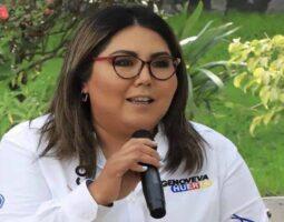 No más gobiernos corruptos ni improvisados: Genoveva Huerta