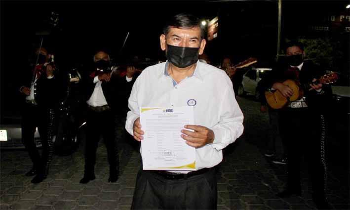 Pedro Tepole es presidente electo de Tehuacán al ganar con amplísimo margen