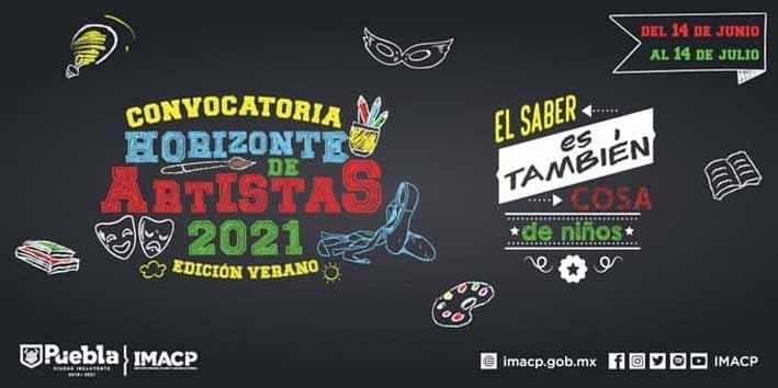 IMACP lanza convocatoria Horizonte de Artistas 2021