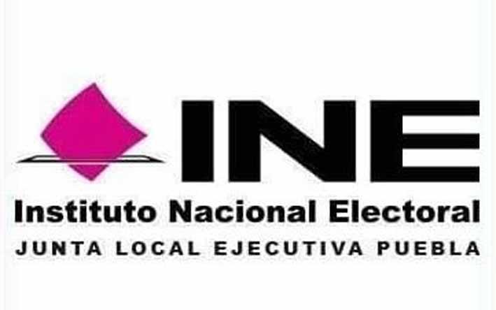 Instalará INE Puebla 2,941 mesas receptoras para realizar la Consulta Popular
