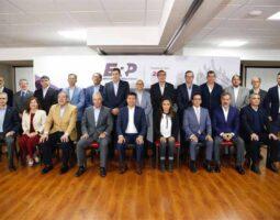 Encabeza Eduardo Rivera Pérez conformación de la Comisión Permanente por Puebla