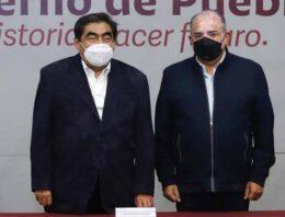 Se reúne Pepe Márquez con el gobernador del estado