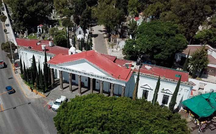 A partir del 24 de junio se reabren los panteones municipales
