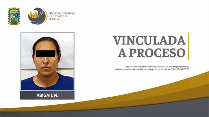 Prisión preventiva contra investigada por violación equiparada