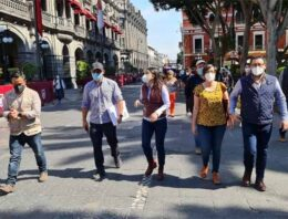 Tras cancelación de proyectos de Sedatu, Claudia Rivera acusa revanchas políticas